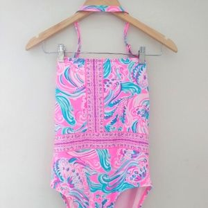 Lilly Pulitzer Sz 10 Swimsuit NWT